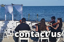 Chase Music and Entertainmet - Miami FL Wedding Bands - Contact Us