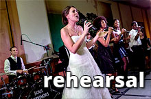 Chase Music and Entertainmet - Miami FL Wedding Bands - Wedding Rehearsal Music