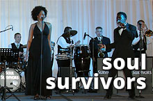 Chase Music and Entertainmet - Miami FL Wedding Bands - Soul Survivors