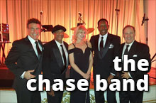 Chase Music and Entertainmet - Miami FL Wedding Bands - The Chase Band